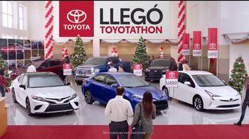 Toyota Toyotathon TV Spot, 'Celebrar las fiestas' [Spanish] [T1] - Thumbnail 1