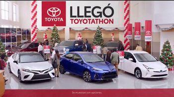 Toyota Toyotathon TV Spot, 'Celebrar las fiestas' [Spanish] [T1] - Thumbnail 4