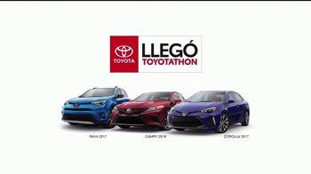Toyota Toyotathon TV Spot, 'Celebrar las fiestas' [Spanish] [T1]