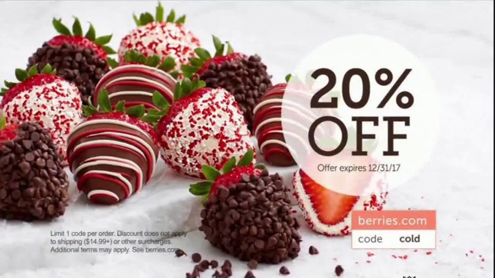 Shari's Berries: $35 for 12 Gourmet Dipped Berries with Free Standard  Shipping from Shari's Berries ...