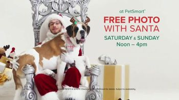 PetSmart TV Spot, 'Free Photo With Santa' - Thumbnail 3
