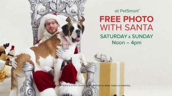 PetSmart TV Spot, 'Free Photo With Santa' - Thumbnail 5