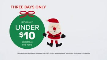PetSmart TV Spot, 'Free Photo With Santa' - Thumbnail 6