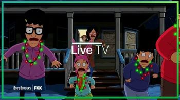 Hulu With Live TV TV Spot, 'Holiday TV' Song by MOONZz & Restless Modern - Thumbnail 3