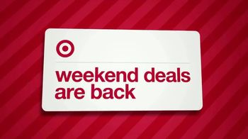 Target Weekend Deals TV Spot, 'Holiday: Target App' - Thumbnail 1