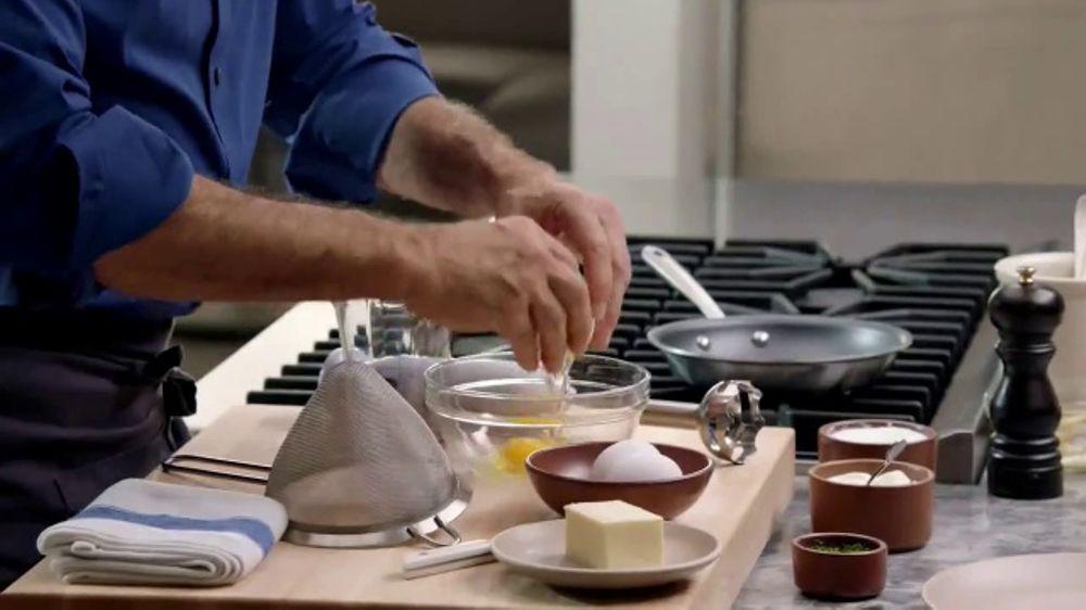 MasterClass TV Commercial, 'Thomas Keller Teaches Cooking Techniques'