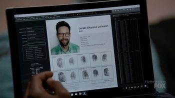 Microsoft Surface TV Spot, 'Lethal Weapon: Fishing' Ft. Johnathan Fernandez - 2 commercial airings
