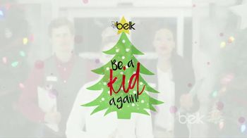 Belk Friends and Family Sale TV Spot, 'Be a Kid Again' - Thumbnail 1