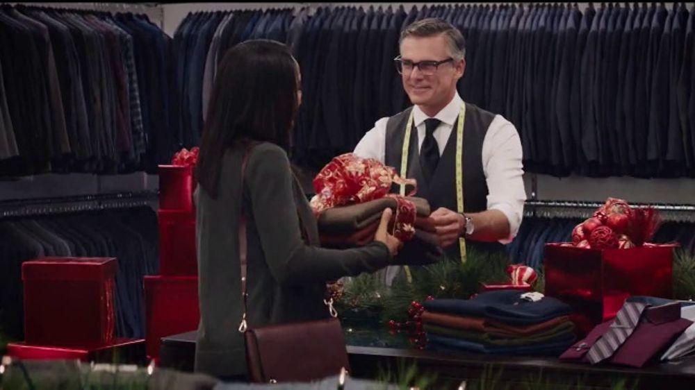 Men's Wearhouse TV Commercial, 'Regalos para ??l'