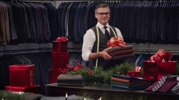 Men's Wearhouse TV Spot, 'Regalos para él' [Spanish] - Thumbnail 1