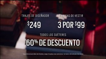 Men's Wearhouse TV Spot, 'Regalos para él' [Spanish] - Thumbnail 3