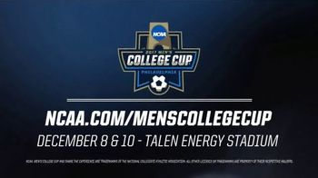 NCAA TV Spot, '2017 Men's College Cup: Talen Energy Stadium' - Thumbnail 3