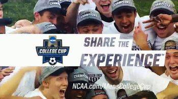 NCAA TV Spot, '2017 Men's College Cup: Talen Energy Stadium' - Thumbnail 4