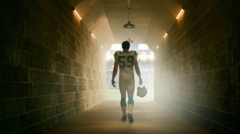 GEICO Homeowners Insurance TV Spot, 'Inside the Tunnel: Luke Kuechly' - Thumbnail 2