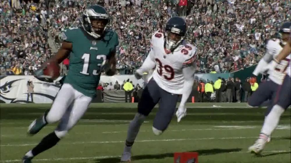 Genesis TV Commercial, 'Game-Changing Moves of the Week: Eagles & Bears' [T1]