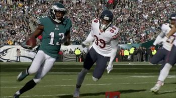 Genesis TV Spot, 'Game-Changing Moves of the Week: Eagles & Bears' [T1] - 6 commercial airings