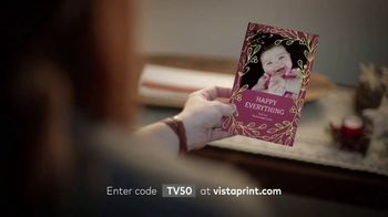 Vistaprint TV Spot, 'Holidays: Unforgettable' Song by Lloyd Prince - Thumbnail 3