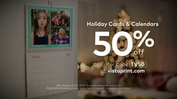 Vistaprint TV Spot, 'Holidays: Unforgettable' Song by Lloyd Prince - Thumbnail 7