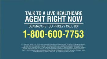 Health Insurance America TV Spot, 'No Healthcare Coverage?' - Thumbnail 6