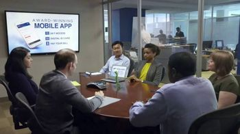 GEICO App TV Spot, 'Gecko Conference Call' - Thumbnail 1