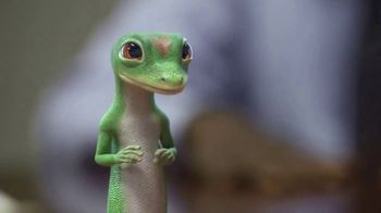 GEICO App TV Spot, 'Gecko Conference Call' - Thumbnail 5