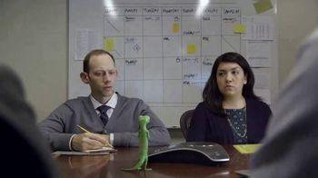 GEICO App TV Spot, 'Gecko Conference Call' - Thumbnail 6