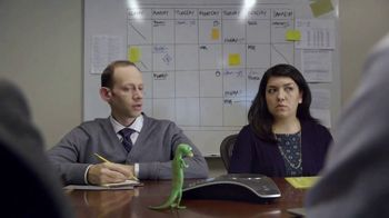 GEICO App TV Spot, 'Gecko Conference Call' - Thumbnail 7