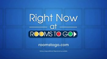 Rooms to Go TV Spot, 'Upholstered Queen Beds' - Thumbnail 10