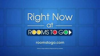 Rooms to Go TV Spot, 'Upholstered Queen Beds' - Thumbnail 9