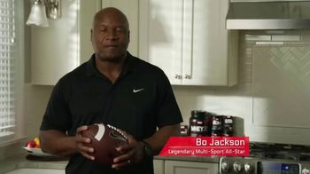Force Factor Alpha King TV Spot, 'Now That I'm Getting Older' Ft Bo Jackson - Thumbnail 1
