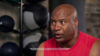 Force Factor Alpha King TV Spot, 'Now That I'm Getting Older' Ft Bo Jackson - Thumbnail 4