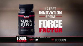 Force Factor Alpha King TV Spot, 'Now That I'm Getting Older' Ft Bo Jackson - Thumbnail 7