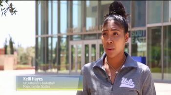 Pac-12 Conference TV Spot, 'PAC Profiles: Kelli Hayes'