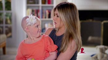 St. Jude Children's Research Hospital TV Spot, 'Sawyer' - 223 commercial airings