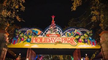 Six Flags Holiday in the Park Sale TV Spot, 'Online Only' - Thumbnail 1