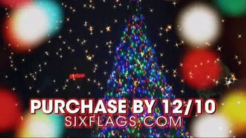 Six Flags Holiday in the Park Sale TV Spot, 'Online Only' - Thumbnail 7