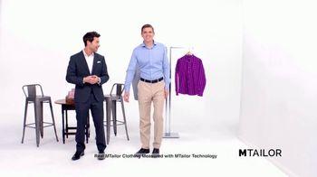 MTailor App TV Spot, 'James' - Thumbnail 7