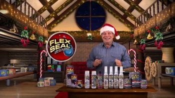Flex Seal TV Spot, \'Family of Products Holiday\'