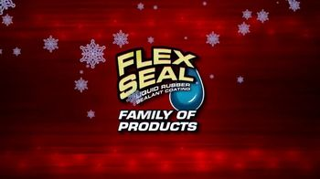 Flex Seal TV Spot, 'Family of Products Holiday' - Thumbnail 3