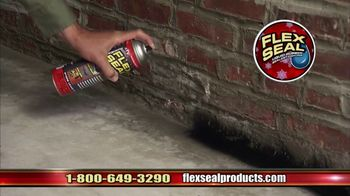 Flex Seal TV Spot, 'Family of Products Holiday' - Thumbnail 5