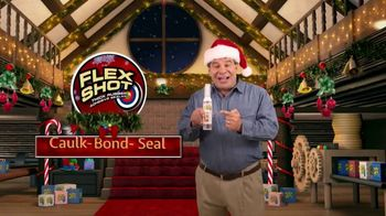 Flex Seal TV Spot, 'Family of Products Holiday' - Thumbnail 7