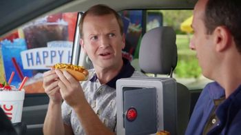 Sonic Drive-In $1 Hot Dogs TV Spot, 'Million-Dollar Hot Dog' - 590 commercial airings