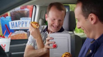 Sonic Drive-In $1 Hot Dogs TV Spot, 'Million-Dollar Hot Dog' - Thumbnail 4