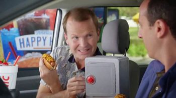 Sonic Drive-In $1 Hot Dogs TV Spot, 'Million-Dollar Hot Dog' - Thumbnail 5