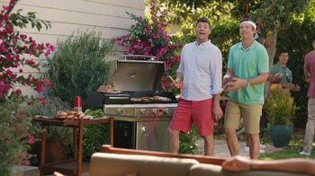 Dr Pepper TV Spot, 'Backyard Football' Feat. Doug Flutie, Steve Smith Sr. - 509 commercial airings