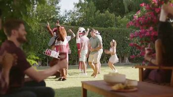 Dr Pepper TV Spot, 'Backyard Football' Feat. Doug Flutie, Steve Smith Sr. - Thumbnail 7