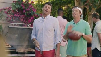 Dr Pepper TV Spot, 'Backyard Football' Feat. Doug Flutie, Steve Smith Sr. - Thumbnail 2