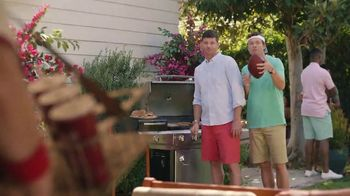 Dr Pepper TV Spot, 'Backyard Football' Feat. Doug Flutie, Steve Smith Sr. - Thumbnail 3