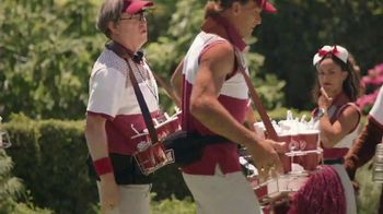 Dr Pepper TV Spot, 'Backyard Football' Feat. Doug Flutie, Steve Smith Sr. - Thumbnail 5