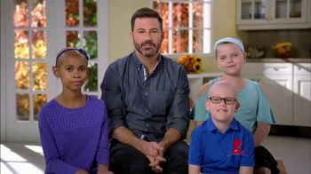 St. Jude Children's Research Hospital TV Spot, 'Baby' Feat. Jimmy Kimmel - 215 commercial airings